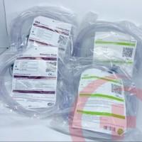 Nebulizer Mask Anak/Dewasa Gea medical