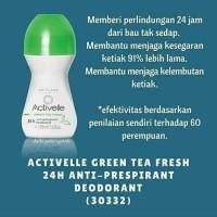 Activelle Green Tea Fresh Antiperspirant Deodorant