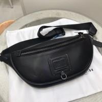 Coach Rivington Belt Bag in Black Copper Finish - Original 100%