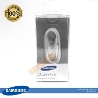 Kabel Data Samsung Galaxy S8 S8+ Kabel Charger Tipe C ORIGINAL 100%