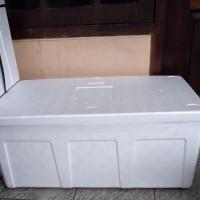 Sterofoam box besar 60kg panjang