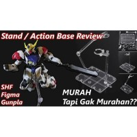Action Base Suitable Display Base Stand for 1/144 HG RG Gundam Figure
