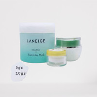 LANEIGE MINI PORE WATER CLAY MASK SHARE IN JAR NM 214