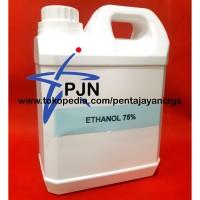 Alkohol / Ethanol Teknis 75% - 1 Liter