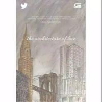 Novel The Architecture of Love - Ika Natassa