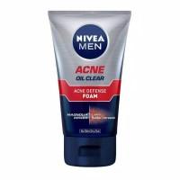 Nivea Men Acne Defense Foam 50ml