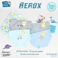 Boxer Anak Laki Sorex GM 601 Celana Dalam Termurah Terlaris