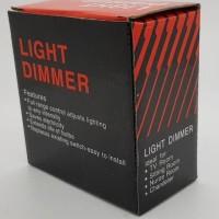 BIG SALE SAKLAR DIMMER TEMBOK LAMPU AC 220V HIMAWARI TERPERCAYA