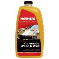 Mothers Carnauba Wash & Wax 1.89L