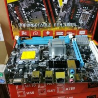 Motherboard Qwerty G41 LGA 775