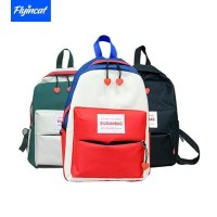 Flyincat Tas Ransel Korea Wanita Korean Fashion Style School Backpack