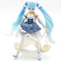 Action Figure Anime Hatsune Miku 10th Anniversary Figma ex-054 15cm