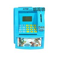 Duta99Play Mainan Edukasi Anak - Celengan ATM Mini Happy Bank