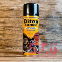 9180 Silver Metallic Diton Premium Cat Pylox Pilox Semprot 400 cc