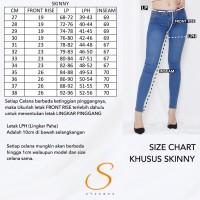 Ripped Jeans Premium Midori Destroy SYAKBOS Soft Jeans Jeans