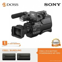 Sony Professional HXR-MC2500 AVCHD Camcorder / SONY MC2500