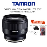 LENSA TAMRON 35MM F2.8 DI III OSD M 1:2 FOR SONY E-MOUNT & FULL FRAME