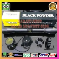 New Trend! TELESCOPE BSA BLACK POWDER 4x32