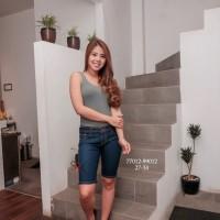 Short Jeans 3/4 Jeans Wanita SBK 77012 - 99012 Jeans