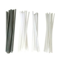 50Pcs Stik Las Welding Bahan Plastik ABS / PVC / PE / PVC untuk Las