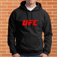 BARU Jaket Sweater Hoodie Jumper PRIA WANITA | SABLON | 138H UFC