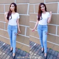 Skinny Jeans Skinny Jeans Wanita SBK 22002 - 44002 Jeans