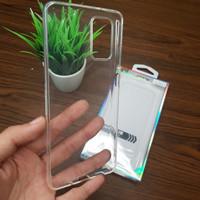 Premium Transparant TPU Softcase Samsung s20 keatas - s20 Plus