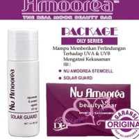 Nu Amoorea (Paket kulit wajah berminyak )