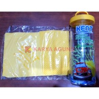 KENMASTER KENT Chamois / Lap Kanebo Super Absorbent Nano Soft