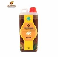 Madu Al Mubarak Coffea 1kg / Madu Coffee / Madu Murni