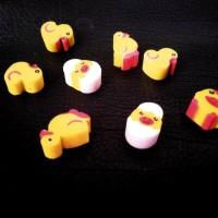 Penghapus Mini Motif Anak Ayam