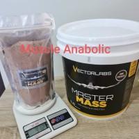 Master Mass 2lbs eceran Repack Gainer Master Mass menambah berat badan
