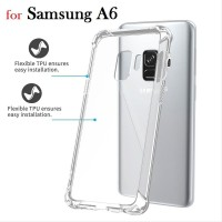 SOFT ANTICRACK ULTRATHIN SAMSUNG A6 PLUS Berkualitas