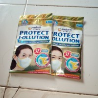 Masker Kain Unicharm (Made In Japan)