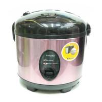 MIYAKO Rice Cooker 1.8 Liter MCM-508 - Merah Muda