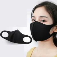 masker korea bahan kain scuba
