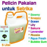 KHUSUS Gosend/Grab - Pelicin Pakaian ATTAR 5 Liter untuk Setrika