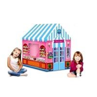 Tomindo Tenda Anak CANDY HOUSE mainan tenda rumah rumahan