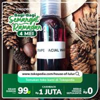 Facial Wash Glowing Grape/Sabun Pencerah Wajah/Sabun Kinclong