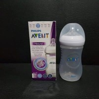 Philips Avent Natural Baby Bottle 260 ml 9 oz / Botol Susu Single Anti