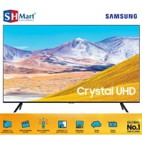 TV Samsung 43TU8000 43 Inch 43 Crystal UHD 4K Smart TV LED (Medan)