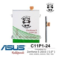 Baterai Asus Zenfone 5 A500CG C11P124 T00F Double IC Protection
