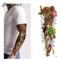Tattoo/Tattoo temporary/Tattoo Temporer/Tattoo 17x48 cm Qb0033