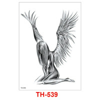 Tattoo/Tattoo temporary/Tattoo Temporer/Tatto 21x15cm TH 040044