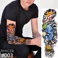 Tattoo/Tattoo temporary/Tattoo Temporer/Tattoo 17x48 cm Qb003