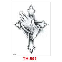 Tattoo/Tattoo temporary/Tattoo Temporer/Tatto 21x15cm TH 035039