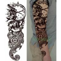 Tattoo/Tattoo temporary/Tattoo Temporer/Tattoo 17x48 cm Qb022