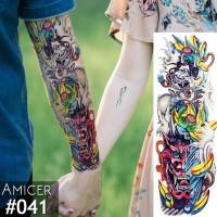 Tattoo/Tattoo temporary/Tattoo Temporer/Tattoo 17x48 cm Qb041