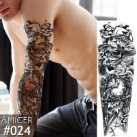 Tattoo/Tattoo temporary/Tattoo Temporer/Tattoo 17x48 cm Qb024