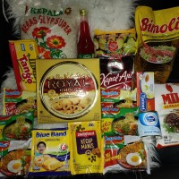 Parcel Sembako Mix